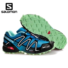 Salomon Speed Cross 3 CS III Men Running Shoes Sneakers Durable Breathable Flats Shoes Trainers Footwear Eur size 40-46