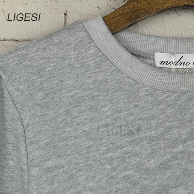 Women's Cotton Tracksuit, 2 Piece Set, Sportswear Suit, Women's Irregular Tracksuit 16