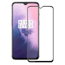 3D Full Cover Tempered Glass For Oneplus 7 Screen Protector Protective Film For Oneplus 7 1+7 Oneplus7 Anti-drop Ultra-thin Film