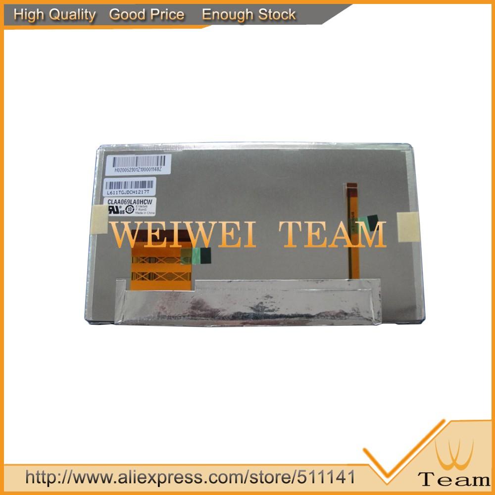 CLAA069LA0HCW LCD display