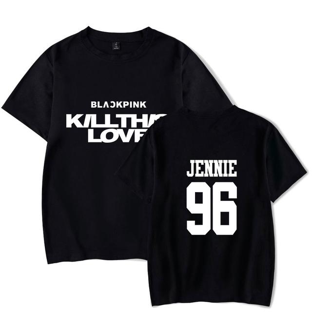 BLACKPINK KILLTHIS LOVE T-SHIRT (20 VARIAN)