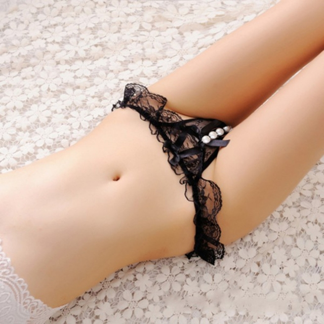 Women's Underwear Panties Comfortable Beading Knickers