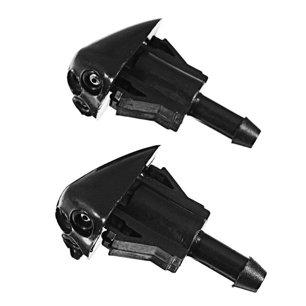 2 шт сопло омывателя ветрового стекла для hyundai i10 Accent Tucson Sonata Santa Fe KIA Rio Optima Sorento Forte 98630YY000 986303K500
