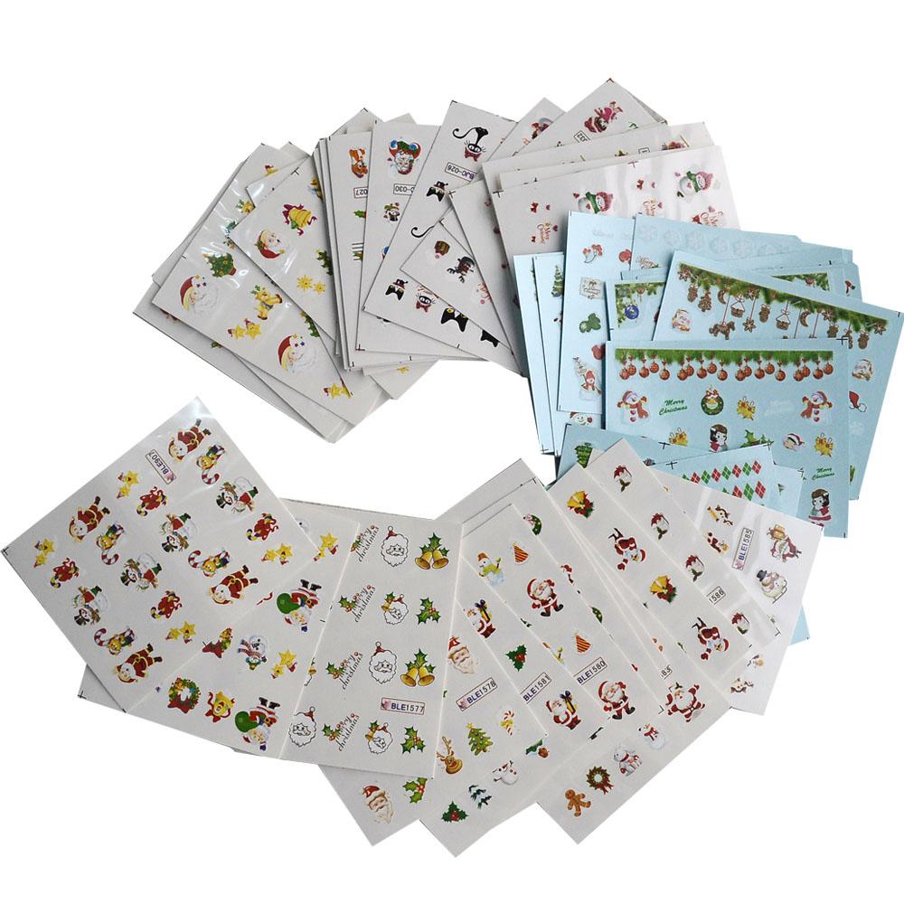 44 плюсы детские Mean rods наклейки дизайн ногтей наклейки набор для ногтей аксессуары маникюр советы воды сим дизайн ногтей Volga chnj004