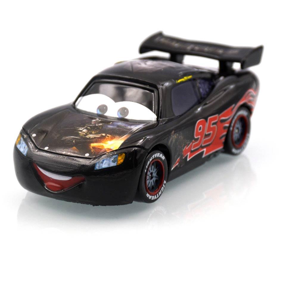 Disney Pixar Cars Diecast NO.95 German Version Of The McQueen Metal Toy Car 1:55 Loose Brand New Alloy Car Toy Lightning McQueen