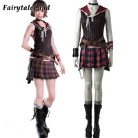 Final Fantasy XV Iris Amicitia Cosplay Costume Adult women Cosplay Halloween costumes Hot game costume suit custom made