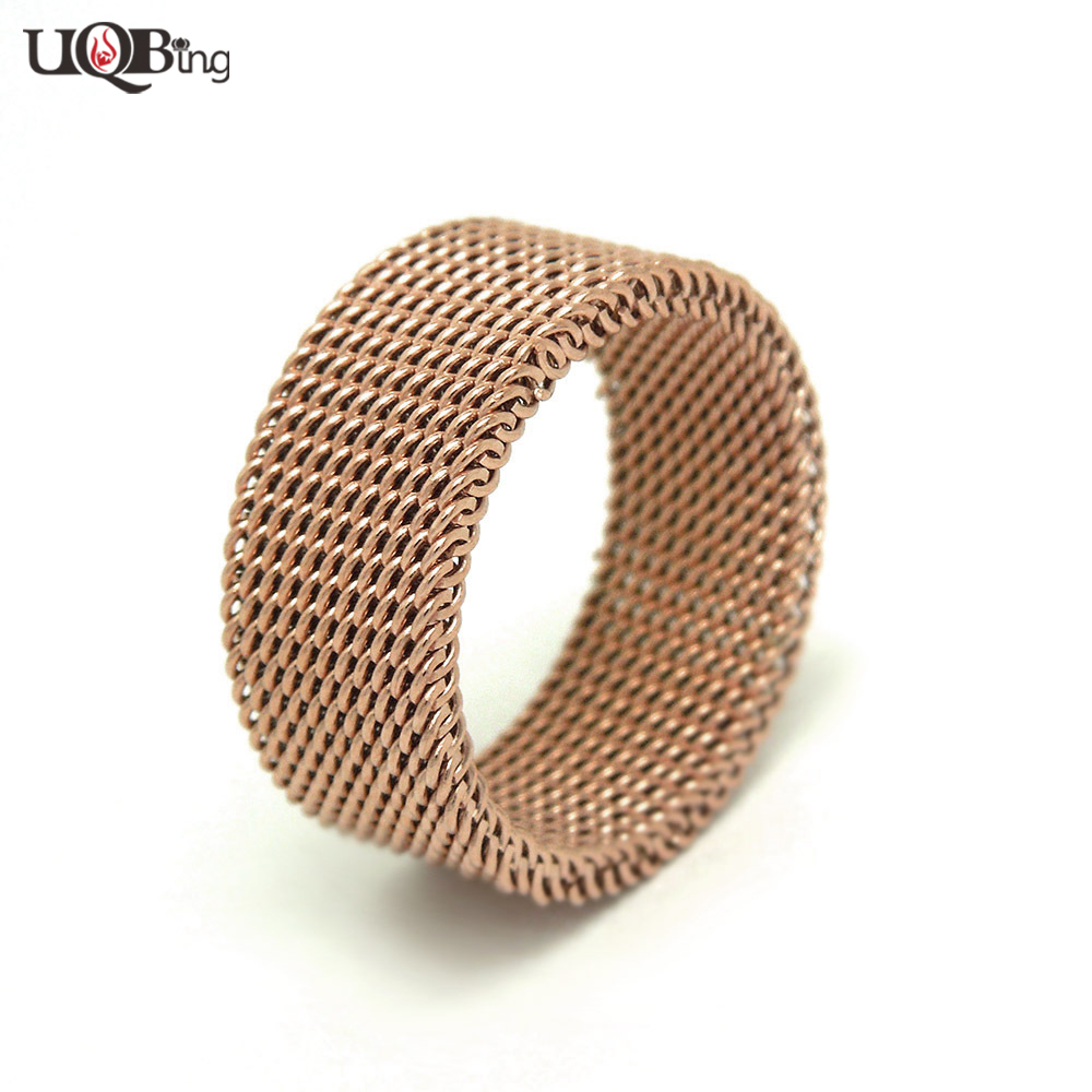 Woven wedding ring promotion shop for promotional woven for Woven wedding ring