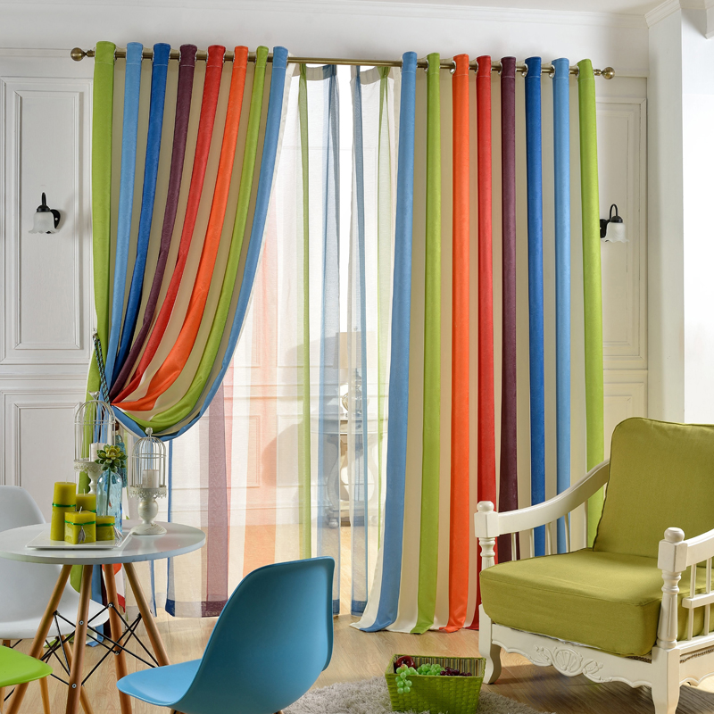 CL LSS 007 2014 Hot Style Modern Brief Thickening Curtain Anti Uv Finished Products Bedroom Living Room