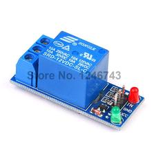 1PCS 1 Channel 12V Relay Module Low level for SCM Household Appliance Control FREE SHIPPING For Arduino
