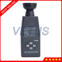Stroboscope DT2240B Non contact Tachometer Rpm Tester With portable Stroboscope Tach Meter