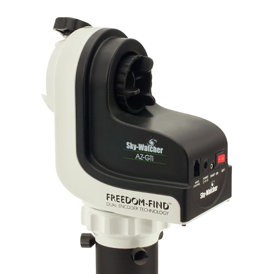 Sky Watcher AZ GTi Multi Purpose GoTo WiFi altazimuth mount|Monocular/Binoculars| |  -