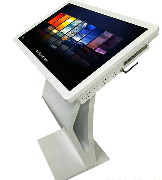 32 42 43 46 50 Inch Indoor Led Lcd Hd Tft Ethernet WiFi 3g 4g LAN/WAN Connected Touch Interactive Digital Desk Kiosk Table