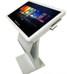 32 42 43 46 50 zoll Indoor led lcd hd tft Ethernet WiFi 3g 4g LAN/WAN verbunden touch Interaktive Digitale schreibtisch Kiosk Tabelle