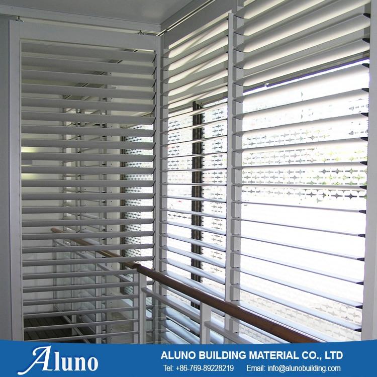 Exterior Decorative Aluminum Shutters | Iron Blog