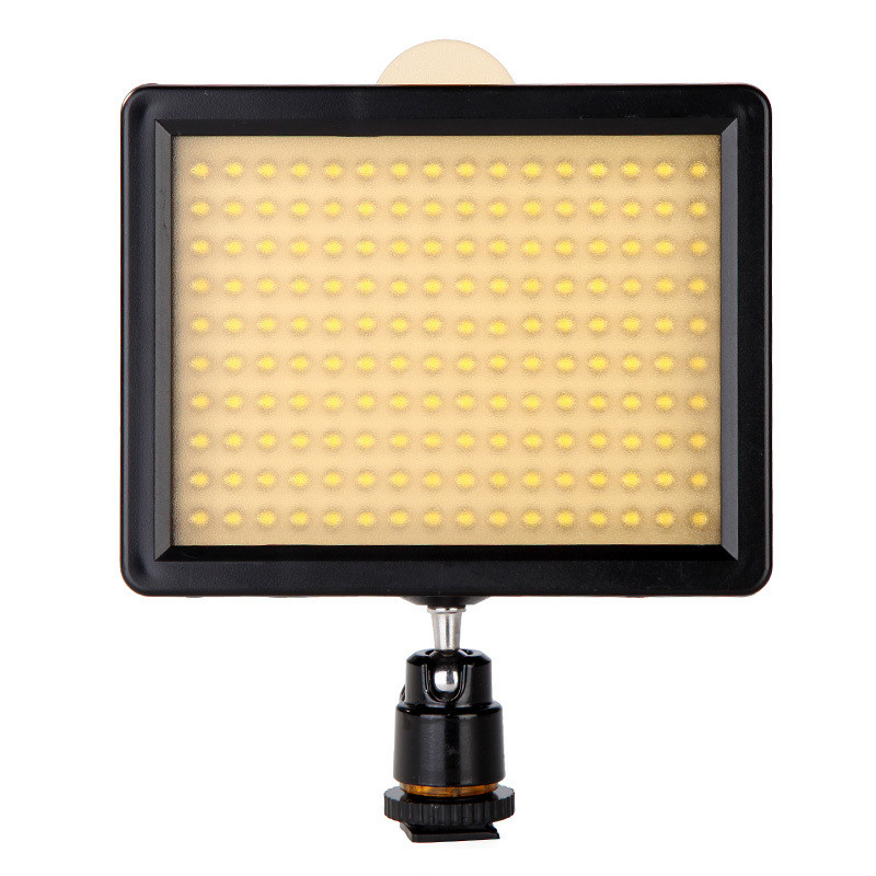 New WanSen W160 LED Video Camera Light Lamp DV For Camera photography studio 7.5V 10.5W Drop Shipping Wholesale strong as CN-160 стоимость