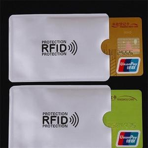 Image 5 - 10 ชิ้น/เซ็ต RFID Card การ์ดการปิดกั้น 13.56 MHz IC การ์ด NFC การ์ดรักษาความปลอดภัยป้องกันการสแกนโดยไม่ได้รับอนุญาต
