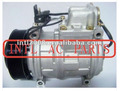 DENSO 10PA17C air AC compressor for Mercedes benz with PV8 CLUTCH/ 8pk Pulley 0002300111 0002300211 aircon compressor assy