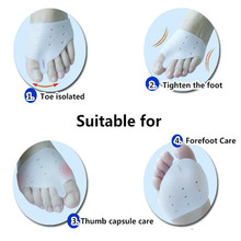 Daily Use Orthopedic Pad ForToes Separator & Corrector