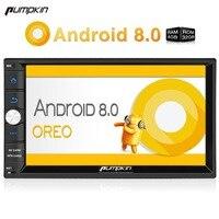 Pumpkin 2 Din 7 Android 8 0 Universal Car Radio No DVD Player GPS Navigation 4GB