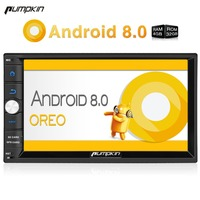 Pumpkin 2 Din 7 Android 8 0 Universal Car Radio No DVD Player GPS Navigation 4GB
