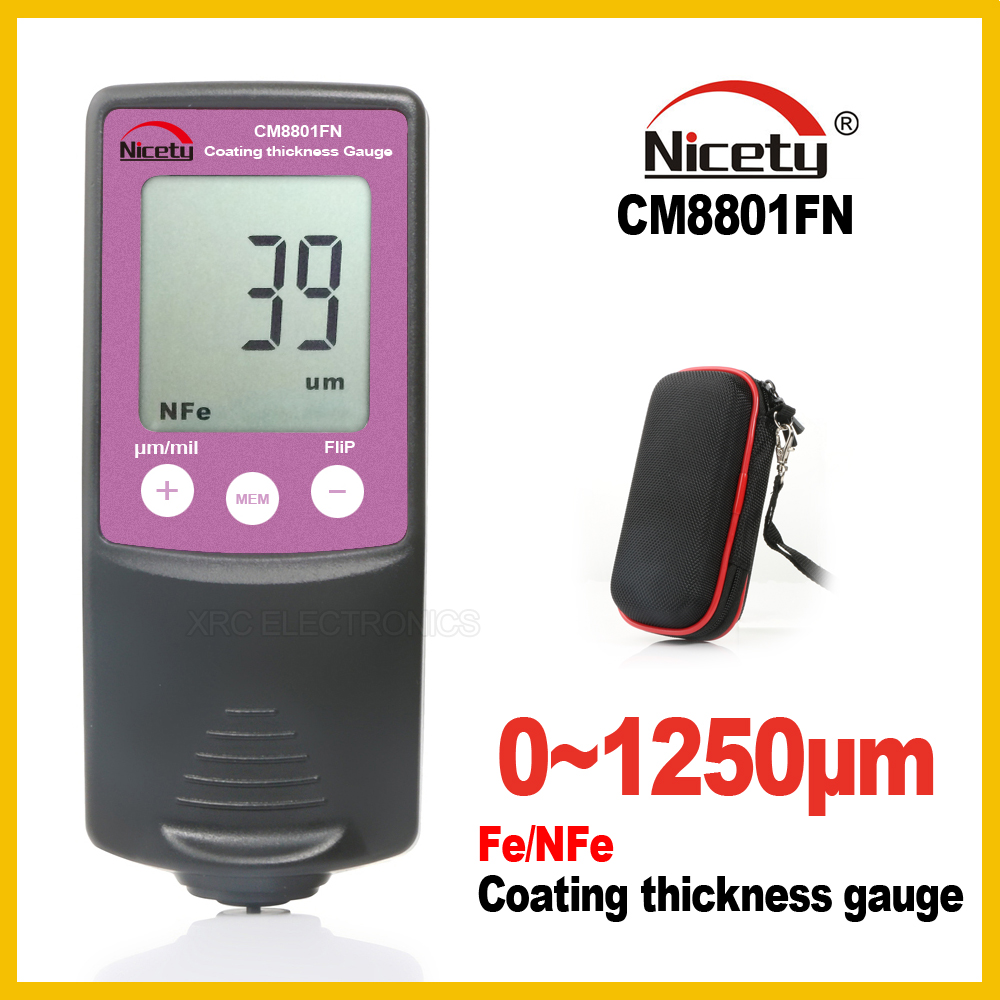 Thickness gauge CM8801FN zt
