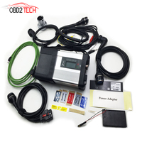 MB SD Star C5 SD Connect Compact 5 Star Diagnosis with WIFI for Cars and Trucks Multi Langauge without Software HDD