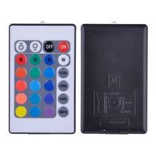 Rgb remote controller Wireless led For 3528/2835/5050 LED Strip DC 12V RGB IR RF