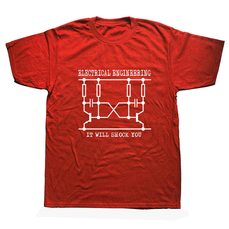 8ac32c494c ... Make Your Own Shirt Electrical Engineering T-Shirt Cool Funny Graphic  Printed T Shirts ...