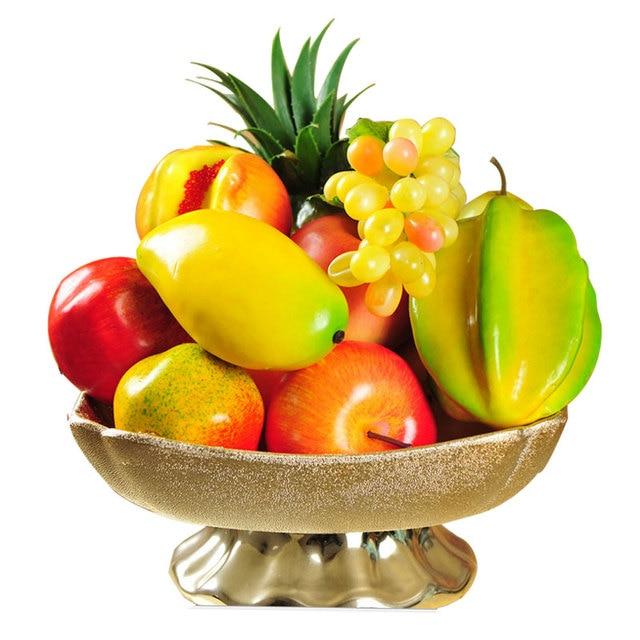 Décoratif Réaliste En Plastique Artificielle Faux Fruits Décor À on
