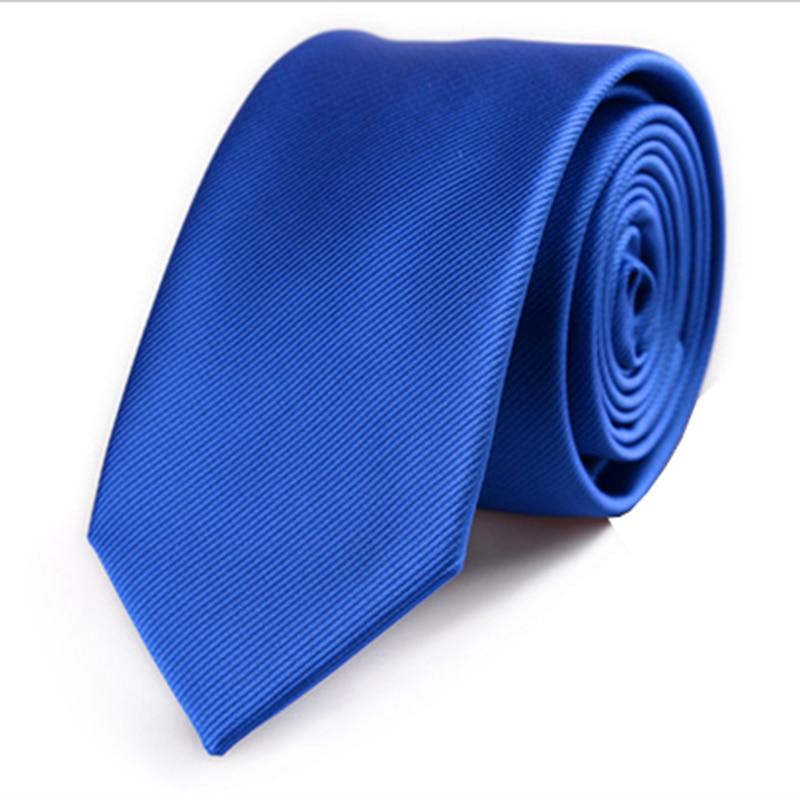 JEMEGINS Corbata Flaca De Poliéster Corbatas Simples Para Hombres - Accesorios para la ropa - foto 4