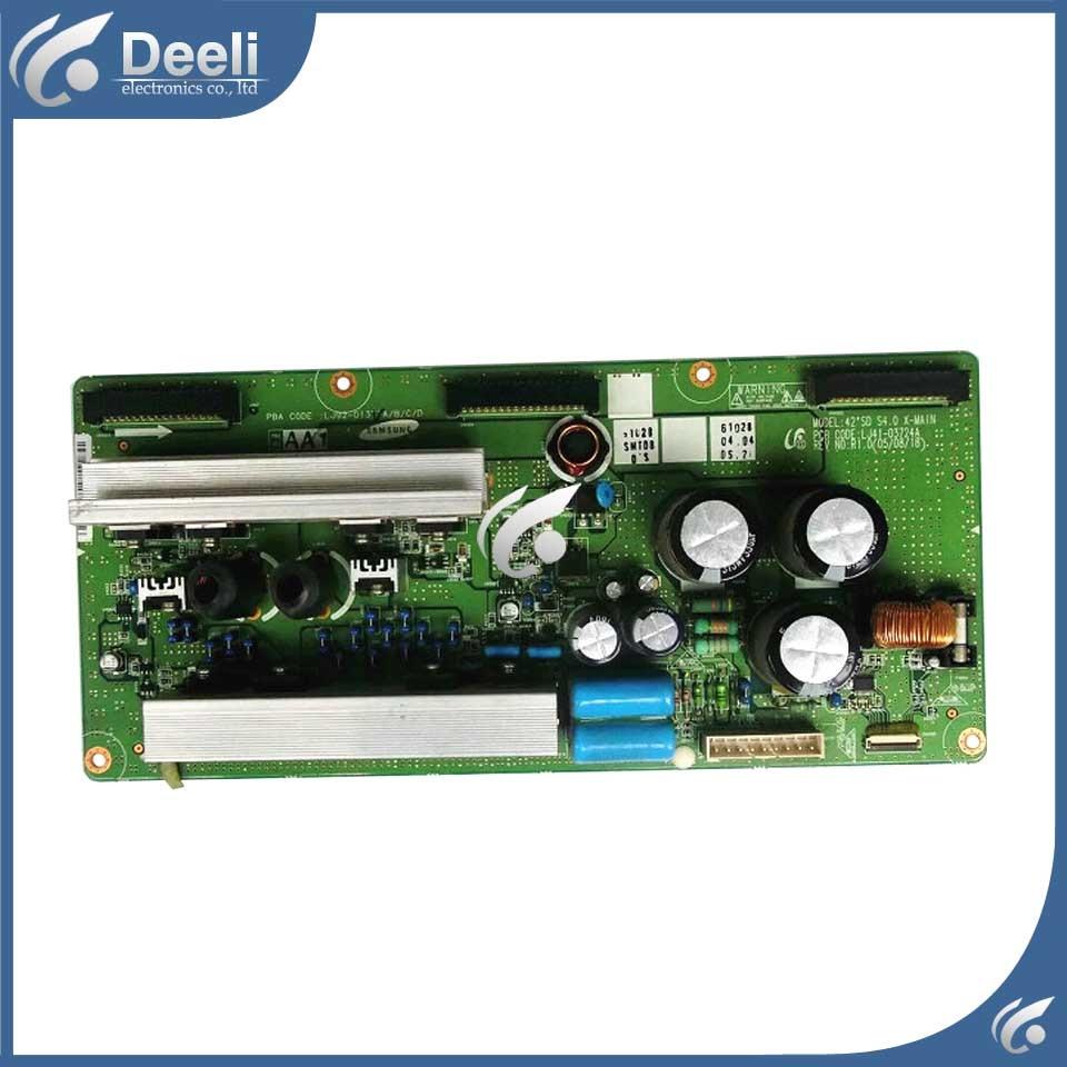 все цены на 95% new original for LJ41-03724A LJ92-01377A S42SD-YD07 Z board good working онлайн