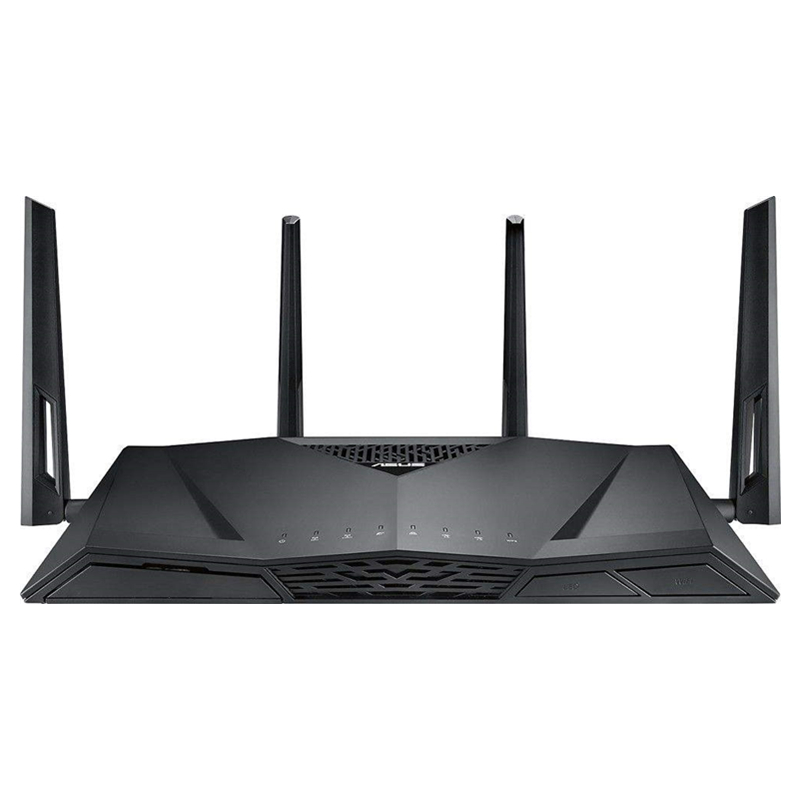 TOP 5 Best Gaming 4K Router ASUS RT-AC88U AC3100 NEW  (Original Package) 802.11ac 3167Mbps MU-MIMO 2.4 GHz/5 GHz 8x1000Mbps