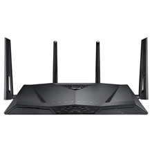 TOP 5 Best Gaming 4K Router ASUS RT-AC88U AC3100 NEW  (Original Package) 802.11ac 3167Mbps MU-MIMO 2.4 GHz/5 GHz 8x1000Mbps asus rt ac88u ac3100 dual band gigabit wifi 802 11ac mu mimo 2 4ghz 5ghz 8ports gigabit ethernet black red 3g 4g router