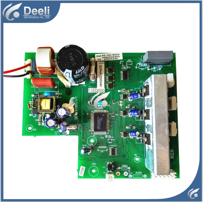 95% new good working for refrigerator BCD-518WS 558WBT 0064000594 inverter board control board pc board on sale 95% new for haier refrigerator computer board circuit board bcd 198k 0064000619 driver board good working