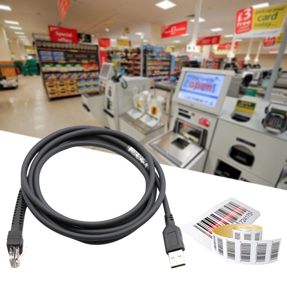 Motorola Symbol LS4208 /& USB Laser Barcode Scanner Bar Code Reader