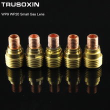 5PCS Welding Machine Accessories Small Gas Lens Body 45V43  For WP9 WP20 WP25 TIG Torch