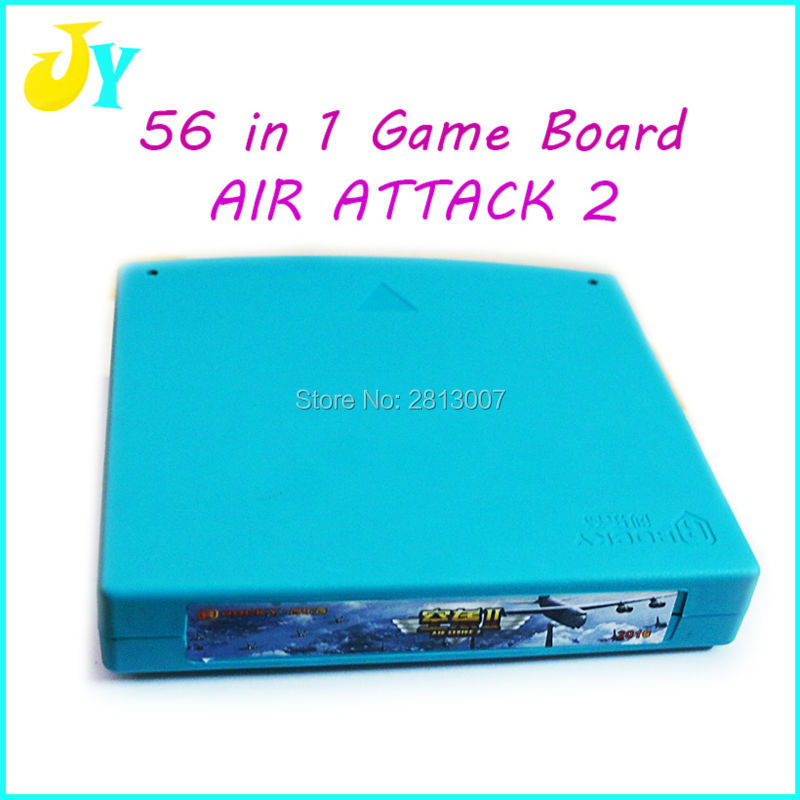 Jamma Arcade Game Vertical video game 56 IN 1 AIR ATTACK The King of Air 56