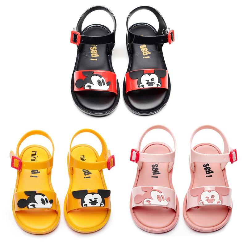 Bow Jelly Niñas Girl Shoes Mickey Mini 2019 Verano Melisa Shoe Nuevo SUMpqzGV