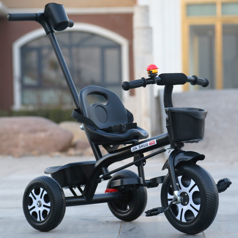 Children's Tricycle Baby Bike For Boys And Girls 1-3-5-year-old Baby Bike Baby Barrow