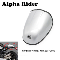 Motorcycle Frames Tail Tidy Rear Seat Hump Swingarm Mounted Cowl Fairing For BMW R NINE T R9T 2014 2015 2016 2017 2018 2019