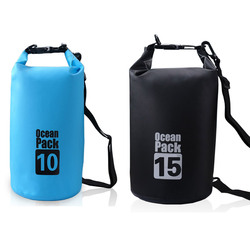 Everest outdoor pvc waterproof shoulder dry storage bag rafting sports canoeing swimming bag camping hiking travel.jpg 250x250