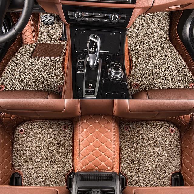 Tengrui Custom Car Floor Mats For Audi A1 A3 A4 A4l A5 A6 A6l A7 A8