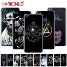 HAMEINUO Linkin Park Chester Bennington Cover phone Case for huawei Ascend P7 P8 P9 P10 P20 lite plus G8 G7 2017 mate 8