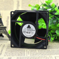 Free Delivery. 8 cm 8038 three leaves frequency conversion fan EFB0824HHE 24 v 0.27 A