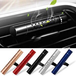 Image 5 - Iksnail 新車空気清浄空気ベント香水ディフューザー車スタイリングするパルファム香味クリップ車のインテリアアクセサリー