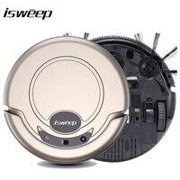 Isweep робот пылесос для дома 1000 PA сухого и мокрого уборка Смарт sweeper S320 моющий робот пылесос для дома