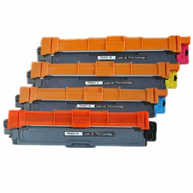 Toner Cartridge Replacement For  TN221 TN241 TN251 TN261 TN281 TN291 TN225 TN245 3150CDW 3170 MFC 9130CW 9140CDN 9330CDW