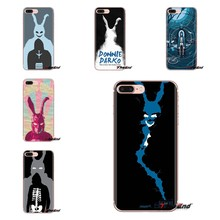 Transparent Soft Shell Covers Donnie Darko Rabbit Mask Jake For Xiaomi Redmi 4A S2 Note 3 3S 4 4X 5 Plus 6 7 6A Pro Pocophone F1(China)