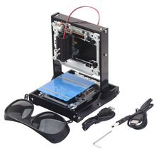 500mW Wood Laser Engraver Engraving Machine USB Connector Carving Printer Machine Woodworking Carving Tools Machine