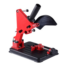 Angle Grinder Accessories Holder Woodworking Tool DIY Cutting Stand Support Dremel Power Tools